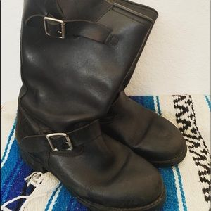 Men's Dingo work/motorcycle boots.